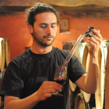 Arnaud Desfontaine chateau de chamilly cote chalonnaise bourgogne