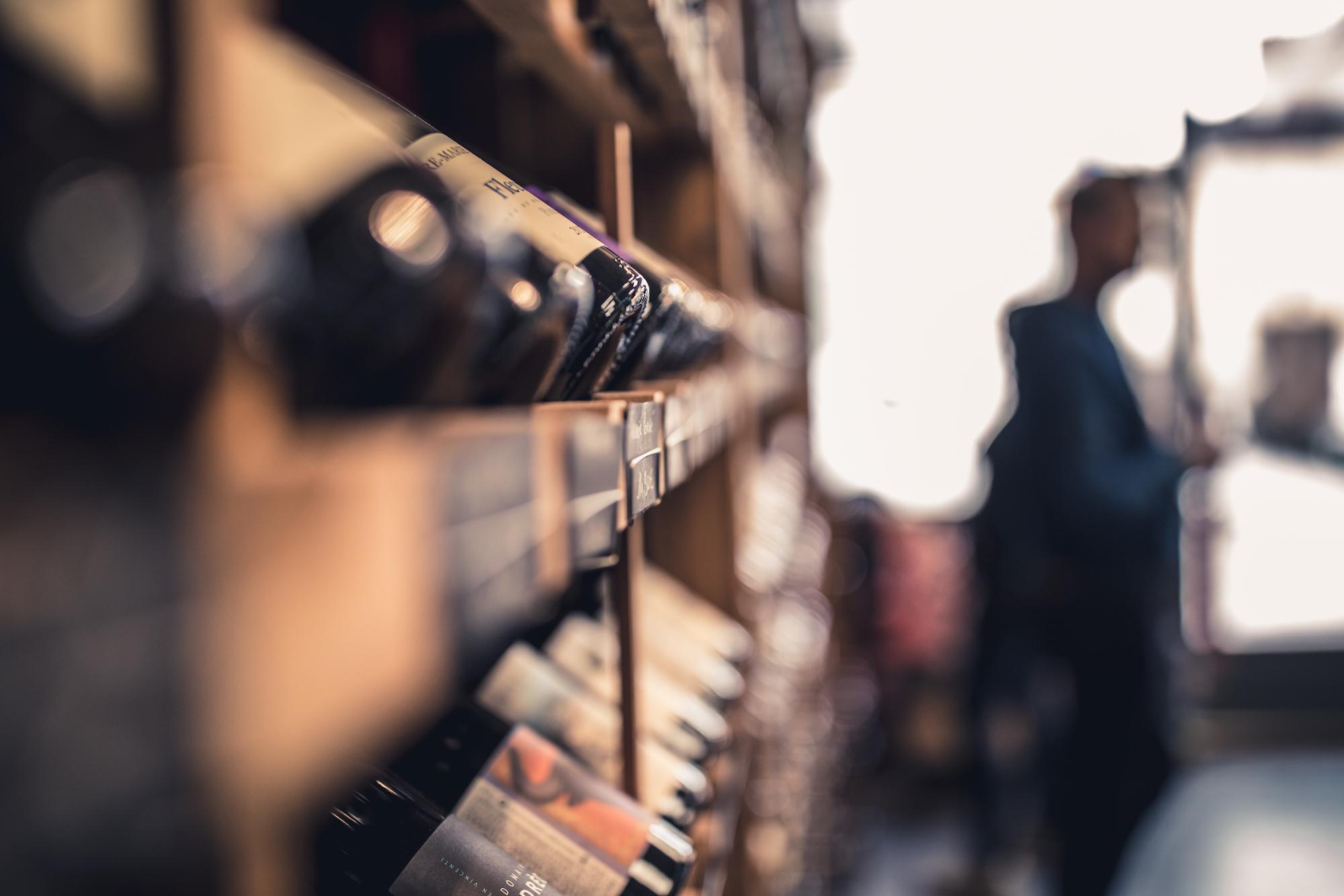 Cave Terroirditvin falaise boutique